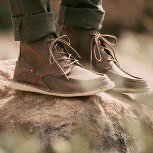 Oliberte Leather Mogadore Hi Boots Men's Sz 12